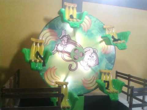 Monkey Ferris Wheel