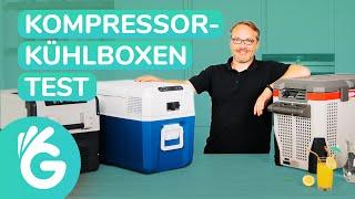 Kompressor Kühlbox Test 2020 - Mobicool, Dometic und Engel im Vergleich
