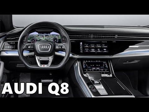 Audi  Q8 Кроссовер класса J - рекламное видео 4