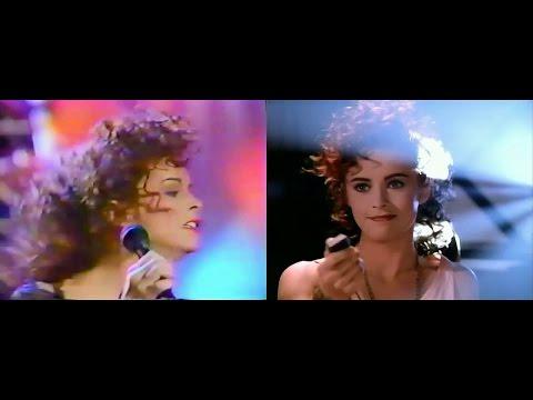 Sheena Easton - Days Like This (LaRCS, by DcsabaS, 1989 Arsenio Hall Show)
