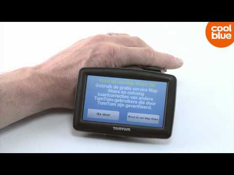 TomTom XL Classic review en unboxing (NL/BE)