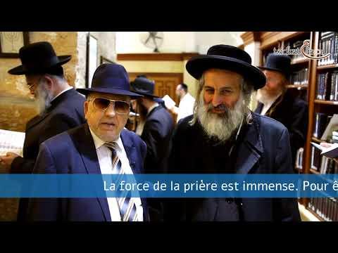 En direct du Kever de Ra'hel Iménou, les rabbanim de Tsidkat-Eliaou prient pour vous !