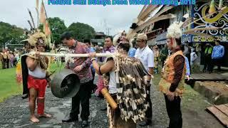 preview picture of video 'BUPATI MALINAU Dr. Yansen. TP, M.Si membuka Kegiatan HUT Desa Setulang Ke-50th Tahun 2018'