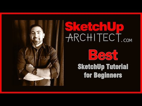 Sketchup Classes 2018: Sketchup for Beginners - YouTube