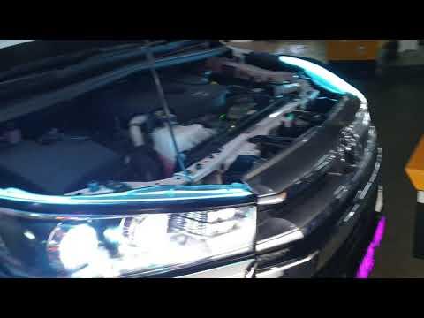 Auto1 HID Projie 3.0 full metal blue glass solusi lampu mobil terang fokus no silau on innova reborn