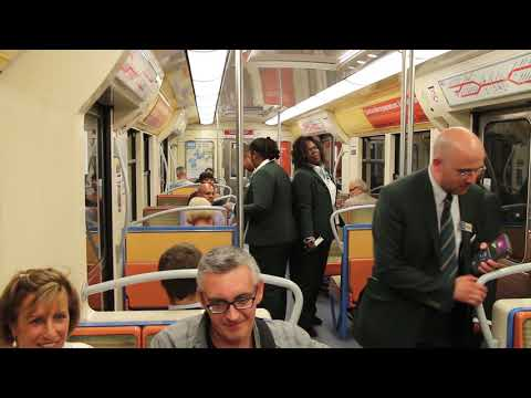 Video Presentation SEM Agent de station - Agent des gares EX - RATP