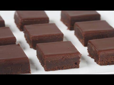 Chocolate Brownies Recipe Demonstration – Joyofbaking.com