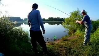 Рыбалка в кирове чистые пруды