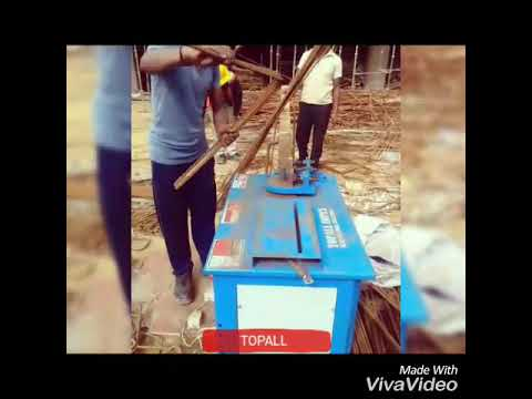 GF 20 Rebar Ring Making Machine