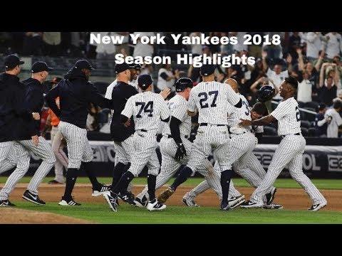 New York Yankees 2018 Season Highlights