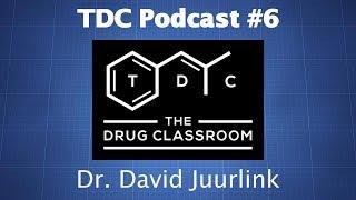 TDC Podcast 6 - Dr. David Juurlink on Opioid Risks, Problematic Prescribing & More