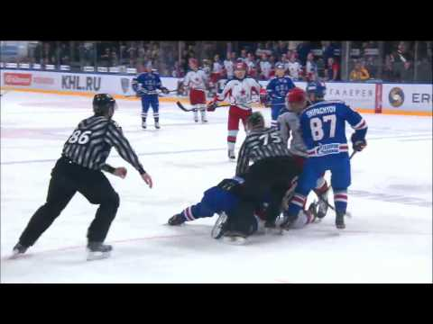 Andrey Zubarev vs. Sergey Andronov