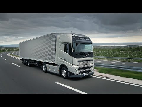 Volvo Trucks – The new Volvo FH - Moving your business forward
