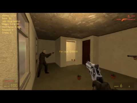 Gameplay de Half life 2 Deathmatch