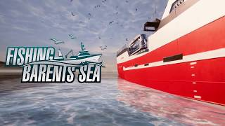 VideoImage1 Fishing: Barents Sea