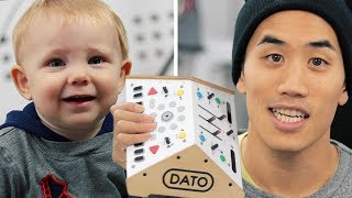 They made a synthesizer for BABIES!
