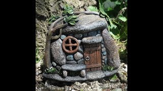 60 Most Beautiful Fairy Houses