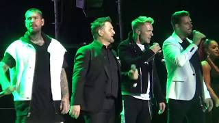 When You Say Nothing at All - Boyzone live in Manila 2019