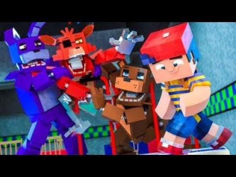 Minecraft FNAF 7 Pizzeria Simulator - DANCE 'TILL YOU'RE DEAD! (Minecraft Roleplay)