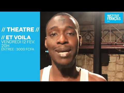 Théâtre : Et voila