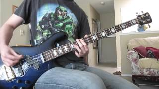 Chevelle - Midnight to Midnight Bass Cover