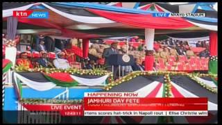 2016 JUMHURI DAY FETE: - Coffee farmers reap big from President Uhuru's speech