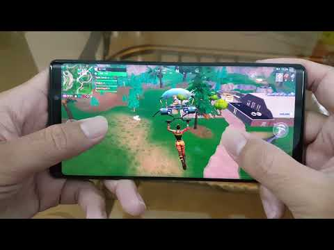 Fortnite Galaxy Note 9 | STAMP TV