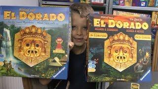Erweiterung Helden & Dämonen zu Wettlauf nach El Dorado (Ravensburger) - ab 10 Jahre