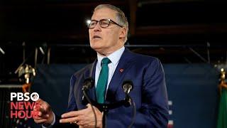 WATCH: Washington Governor Jay Inslee gives coronavirus update -- May 28, 2020
