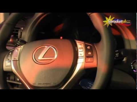 Lexus Manila Unveils 2012 RX 350