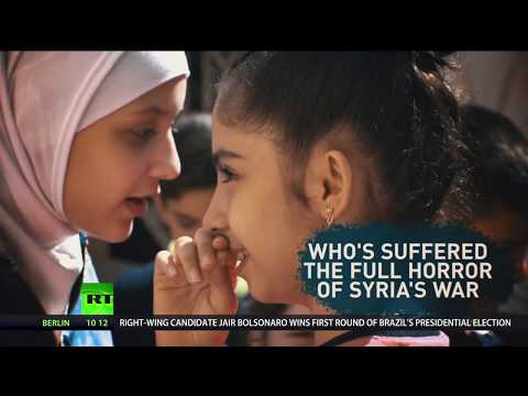 Syrian tragedy: Story of a family who suffered full horror of war