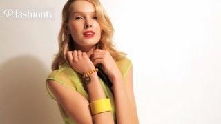 ELLE Magazine Photoshoot - Anastasia K By Joel Dart | FashionTV