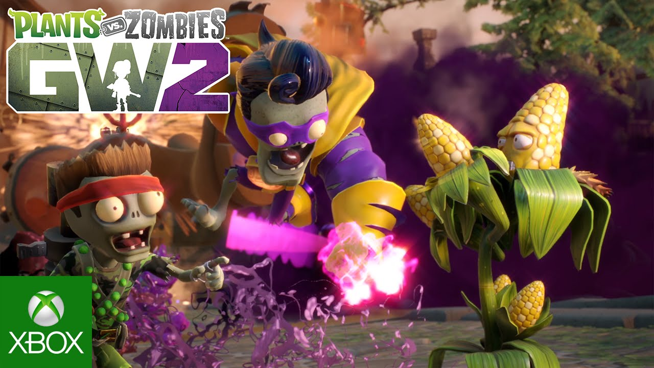 Video forTake a Trip to Zomburbia in Plants vs. Zombies: Garden Warfare 2