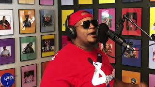 "RICCO BARRINO PERFORMS  NEW SINGLE ""BABY"" ON CHOICE FM LIVE"