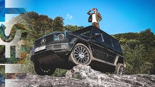 2018 Mercedes-Benz G 500 👊 | 4K TEST