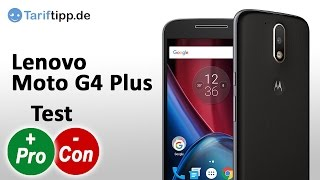 Lenovo Moto G4 Plus   Test deutsch