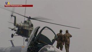 В Украине продолжаются военные учения