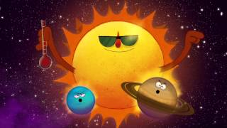 """Outer Space: """"I'm So Hot,"""" The Sun Song by StoryBots"""