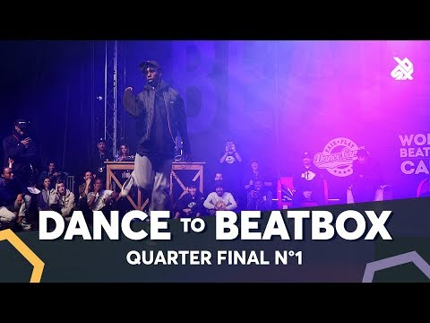BOUBOO vs PIOTR PI feat. EFAYBEE & PASH | Dance Battle To The Beatbox 2018 | 1/4 Final