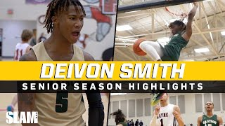 Deivon Smith is BOUNCY AF!! Most UNDERRATED player in the Country!?