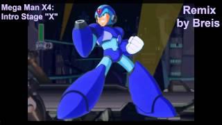 """Breis - Mega Man X4: Intro Stage """"X"""""""