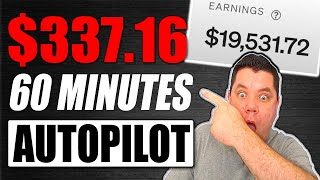 How To Make Passive Income For FREE & Earn $10,000+ on Autopilot Using One Website (PROOF)