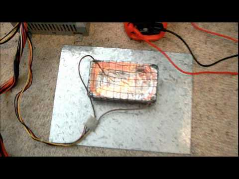 Simple 100 Watt Heater