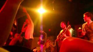 Dance Gavin Dance - Heat Seeking Ghost Of Sex [HQ] Live at Peabody's Cleveland, Ohio (2011)