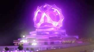 preview picture of video 'Ashgabat at Night - Ashgabat Sightseeing | Silk Road Adventures in Turkmenistan'