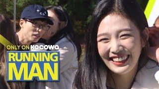 Joy Suddenly Reveals That She Knows Jae Seok's Weakness [Running Man Ep 426]