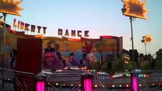preview picture of video 'Feria de las Fiestas de Pinto 2013 ( Madrid ).'