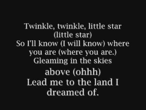 The Second Star to the Right- Jesse McCartney  **LYRICS**