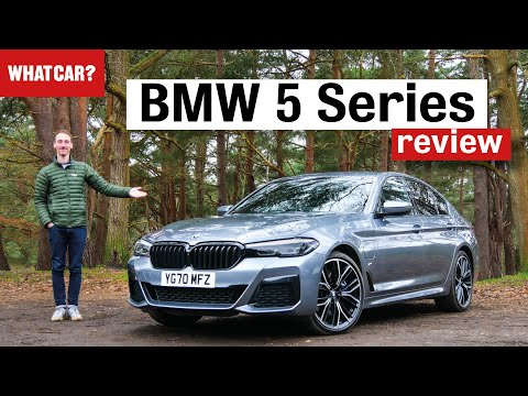 2021 BMW 5 Series in-depth review – is the hybrid 530e the best PHEV? | What Car?