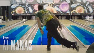 Download Youtube: The hidden oil patterns on bowling lanes